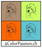 4 Color Passion (FCI) - Lagotto Romagnolo Zucht